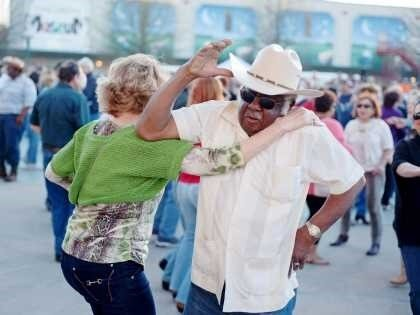 Having a real good time in Lafayette, Louisiana – where Cajun music reigns