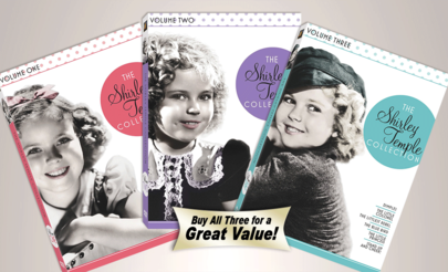 "Child star, Shirley Temple – who was called ""America's Little Darling"""