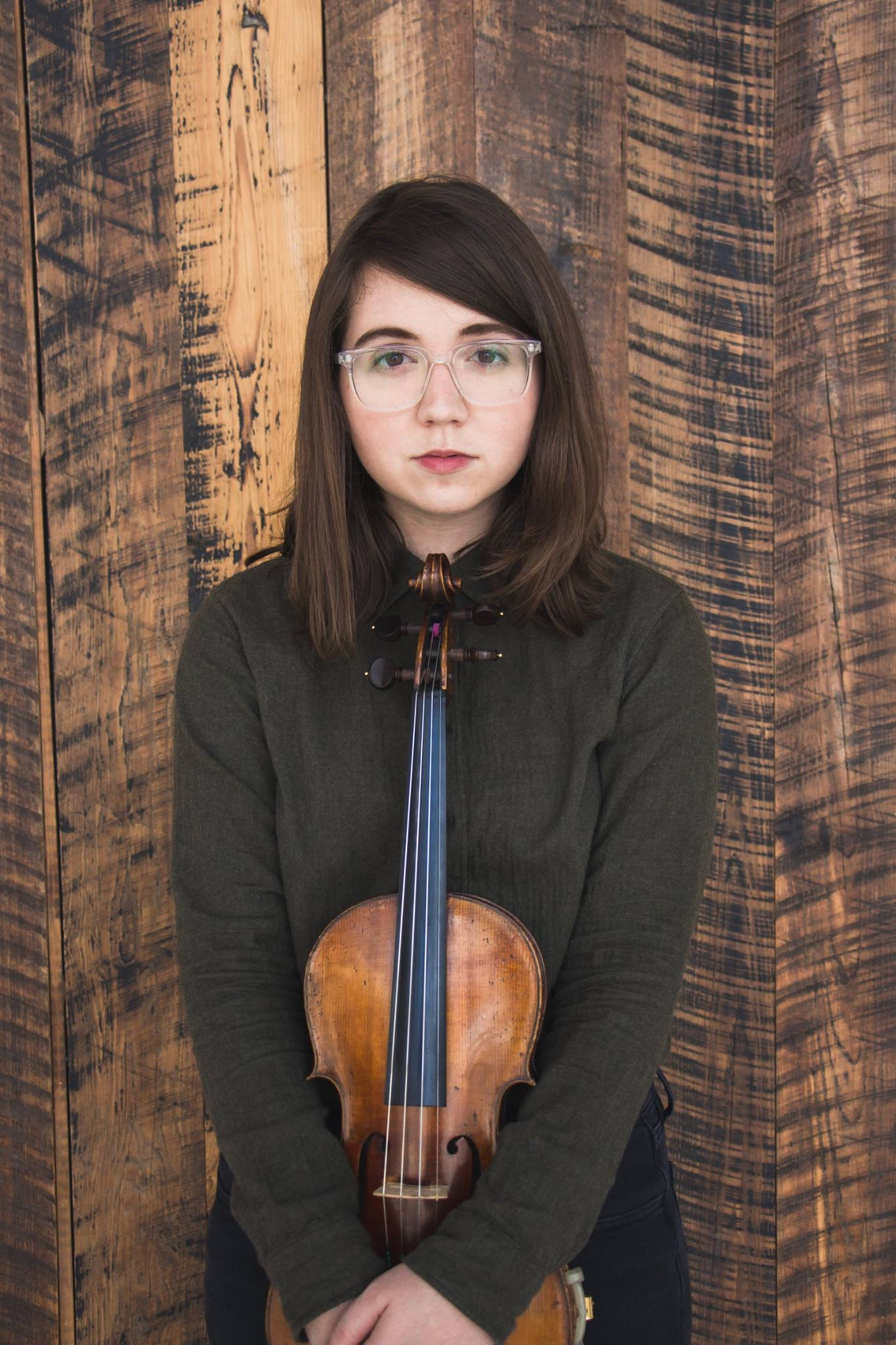 Caitlin Pequignot - Violin