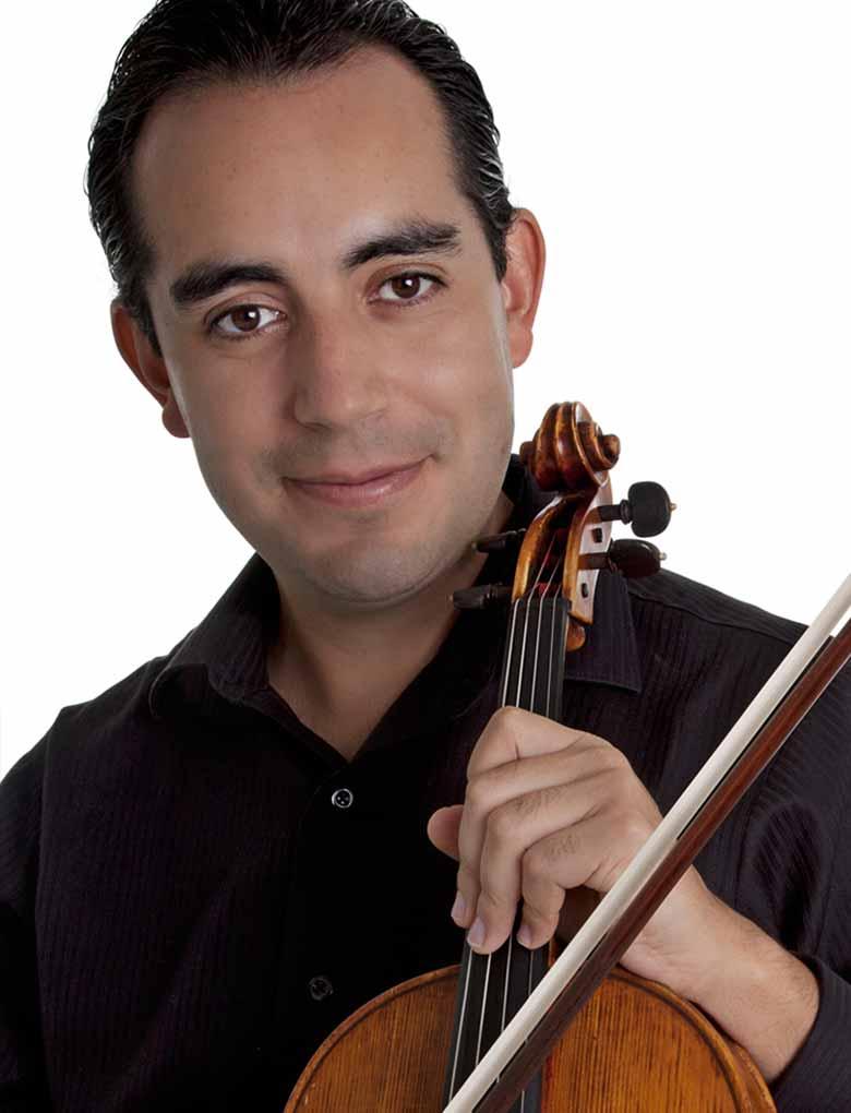 Mauricio Cespedes - Viola