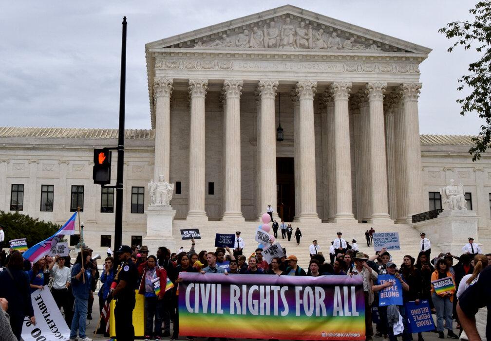 LGBTQ at the Supreme Court