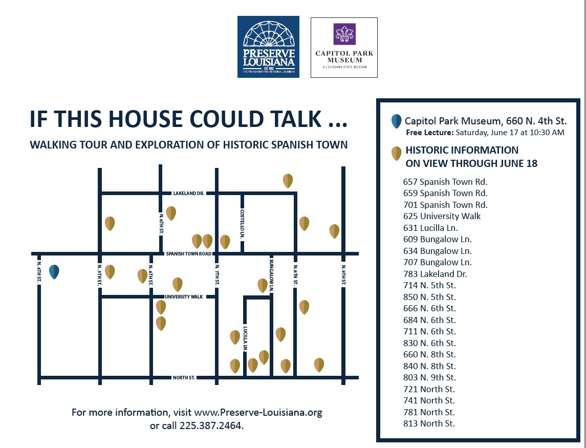 If This House Could Talk Map