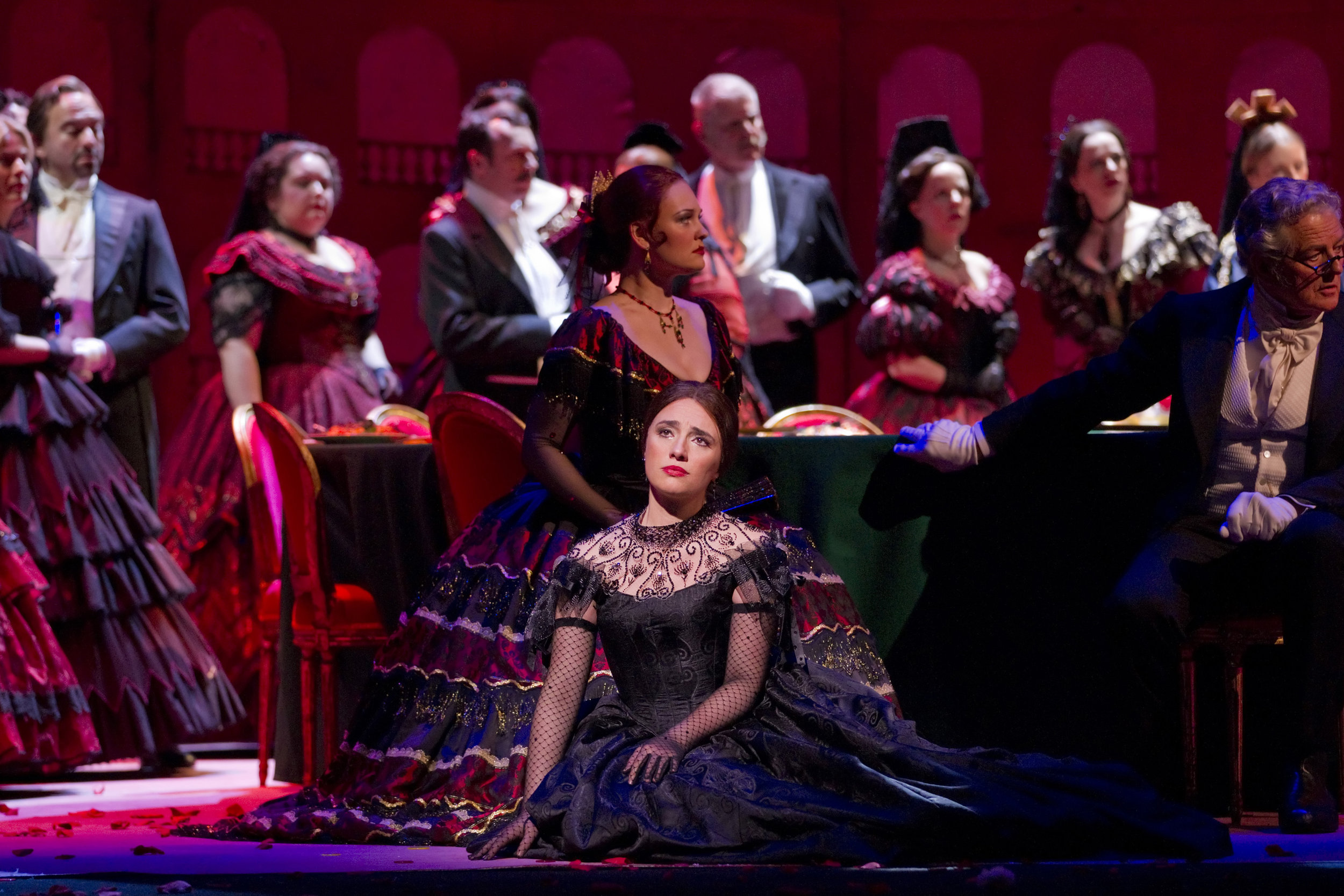 LA TRAVIATA. Ermonela Jaho in La traviata. (c) ROH Johan Persson (2010).jpg