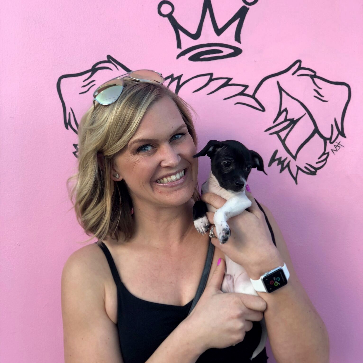 Ralphie Vanderpump has been born and raised as a Vanderpup since he arrived at the rescue center in November! He is now off, living an amazing life with his new mom! We can't wait to see how you grow up Ralphie!