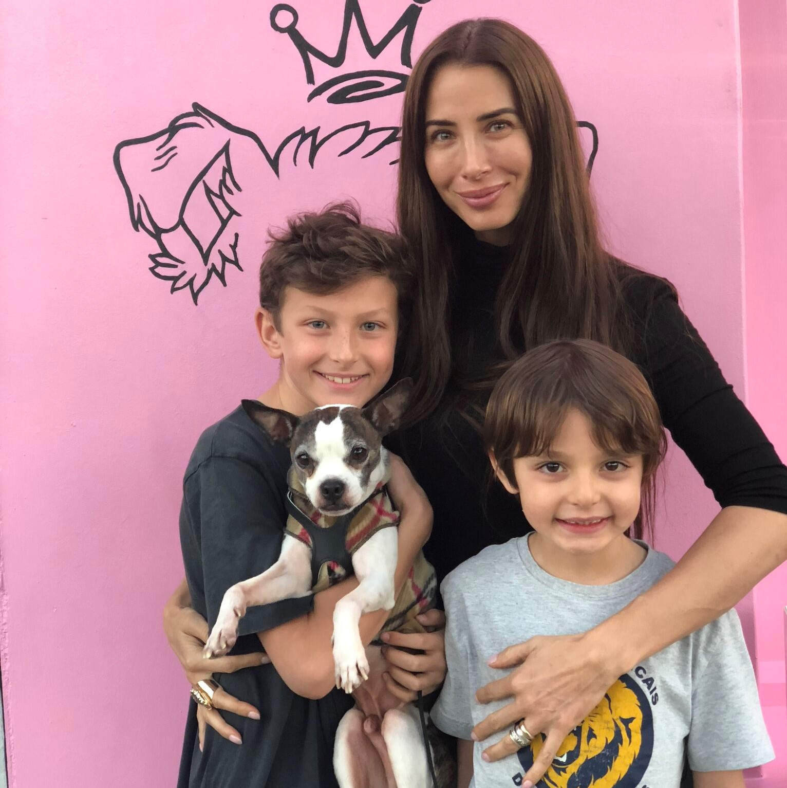 Bruno Vanderpump has found his forever home! Bruno was full of life and spunk, and was constantly around his best friends Sadie and Dino. We know you're going to bring you're new family a lot of laughs and love! We love you Bruno!