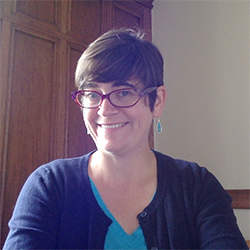 Kendra Seaman (PostDoc 2015-19)