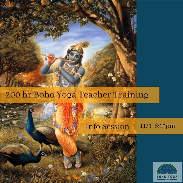 Curious about becoming a yoga teacher? Or perhaps simply seeing what transformers occur through 6 months of committed practice & self-study? Come to our Info Session & get all of your questions answered about whether this offering is right for you. ♥️ Info Session is Friday Nov 1st at 6:15pm. Class begins 1/17/29. 🌟 #bohoyogateachertraining #yogateachertraining #bohoyogastudio #winecountryyoga #oregonwinecountry
