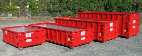 Reilley Trucking has the perfect sized roll off box for your job