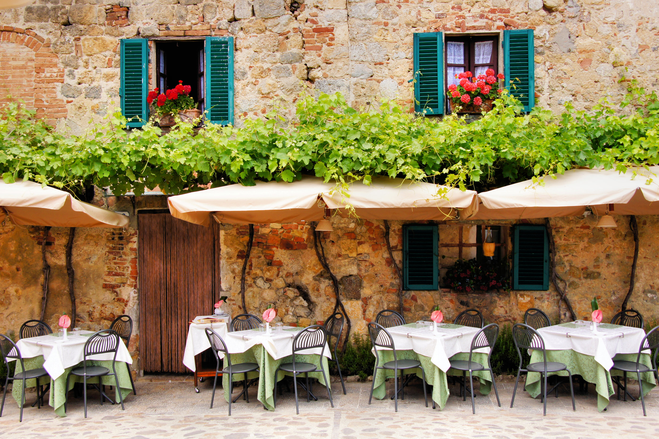 Boston Luxury Custom Honeymoon Travel Agent Advisor Planning Italy Village Trattoria Tuscany.jpeg