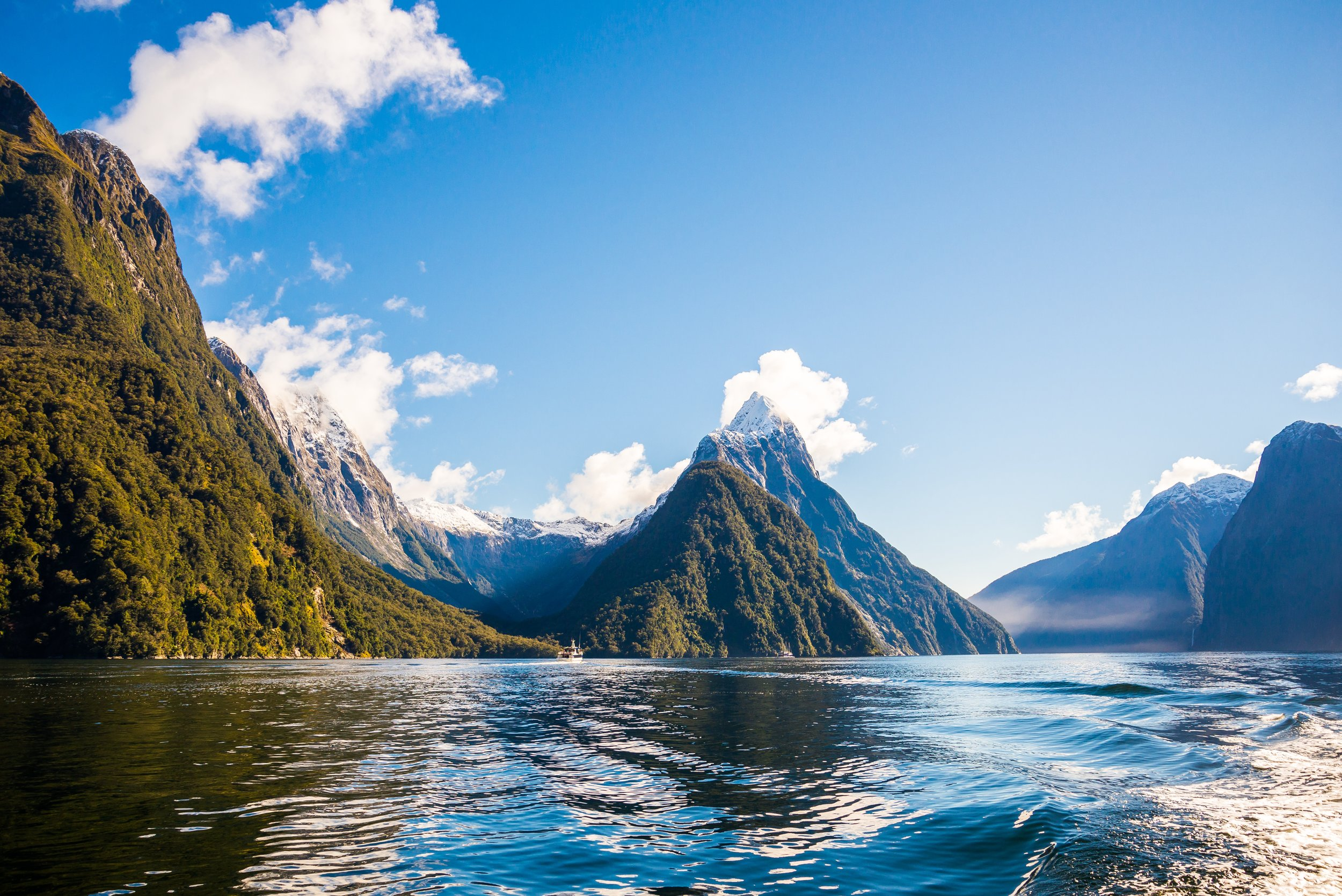 Boston Luxury Custom Honeymoon Travel Agent Advisor Planning New Zealand Milford Sound.jpeg