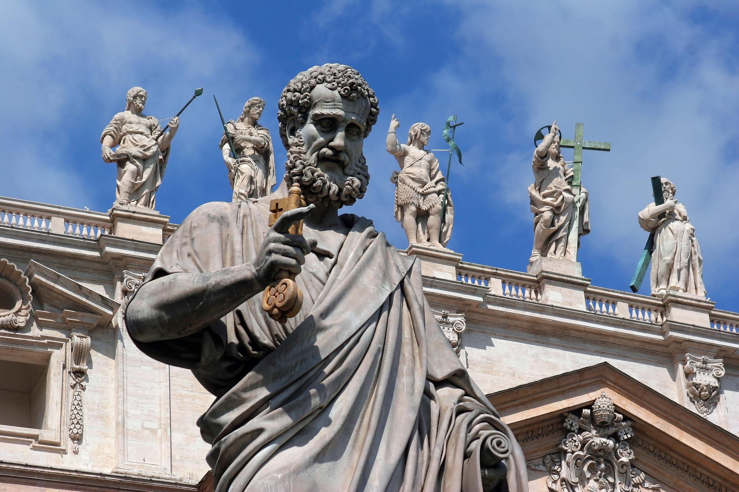 Boston Luxury Custom Honeymoon Travel Agent Advisor Planning Italy Rome Vatican San Pietro Peter.jpeg