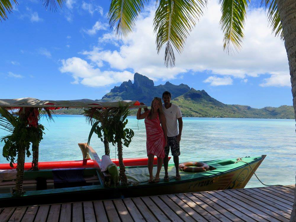 French Polynesia - Whenever my husband and I are planning a vacation, Averie is the first person we call. She has helped us book several wonderful trips of a lifetime, including our honeymoon on a luxurious cruise through French Polynesia, a private, guided tour through Vietnam and Cambodia, and a last minute, relaxing vacation in Maui.Averie is a true gem who is passionate and committed to ensuring her clients are happy. She has even gone the extra mile to make each trip special for us by gifting extra perks like spa credits and in-room, celebratory bottles of champagne upon arrival. Averie's attention to detail does not go unnoticed. We are always impressed with how quickly she is able to send such comprehensive and personalized itineraries. Planning a vacation can be stressful. Averie takes the stress and guesswork out of the equation to allow us to fully enjoy our trip. She truly does it all. She even checked in with us throughout each of our trips to ensure we had our needs met. Without hesitation, I absolutely recommend Averie to anyone looking to book their next vacation. You will not be disappointed.Alyssa & Jesus