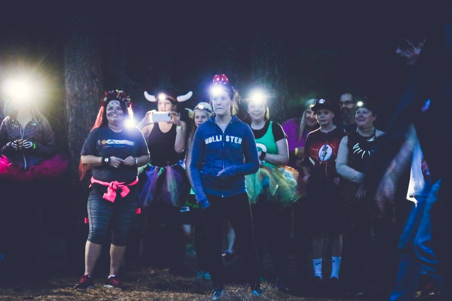 Run For Your Life - Haunted Trail and Kid's Spooky Trick-or-Treat Dash