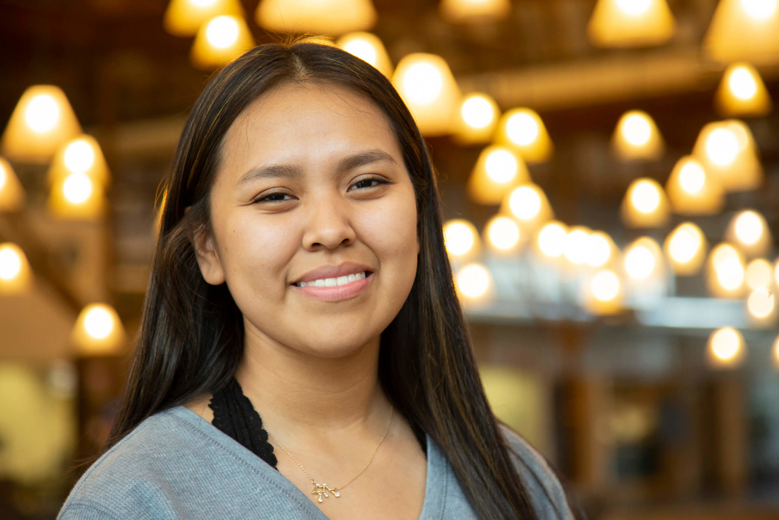 Nevaeh Nez - Flagstaff High School Senior seeking Bachelor of Science degree in Biomedical Sciences, University of Minnesota$1,000 Foundation Scholarship