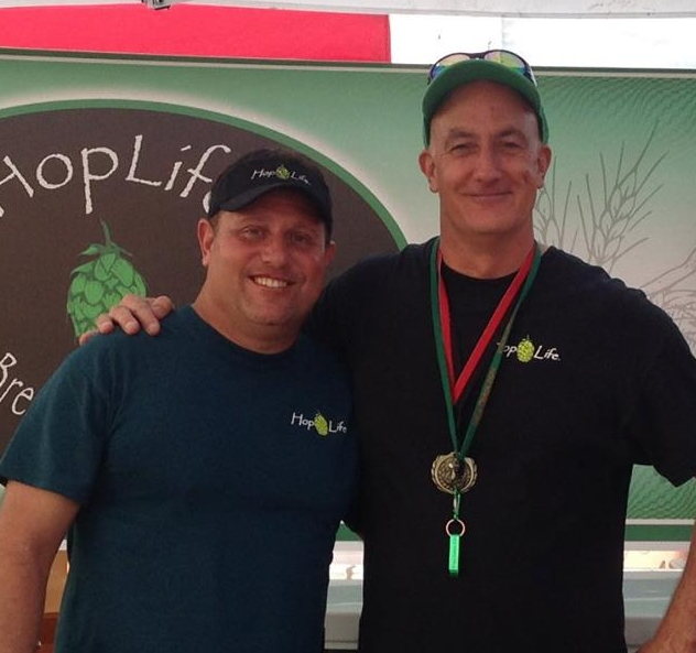 Hop Life owners