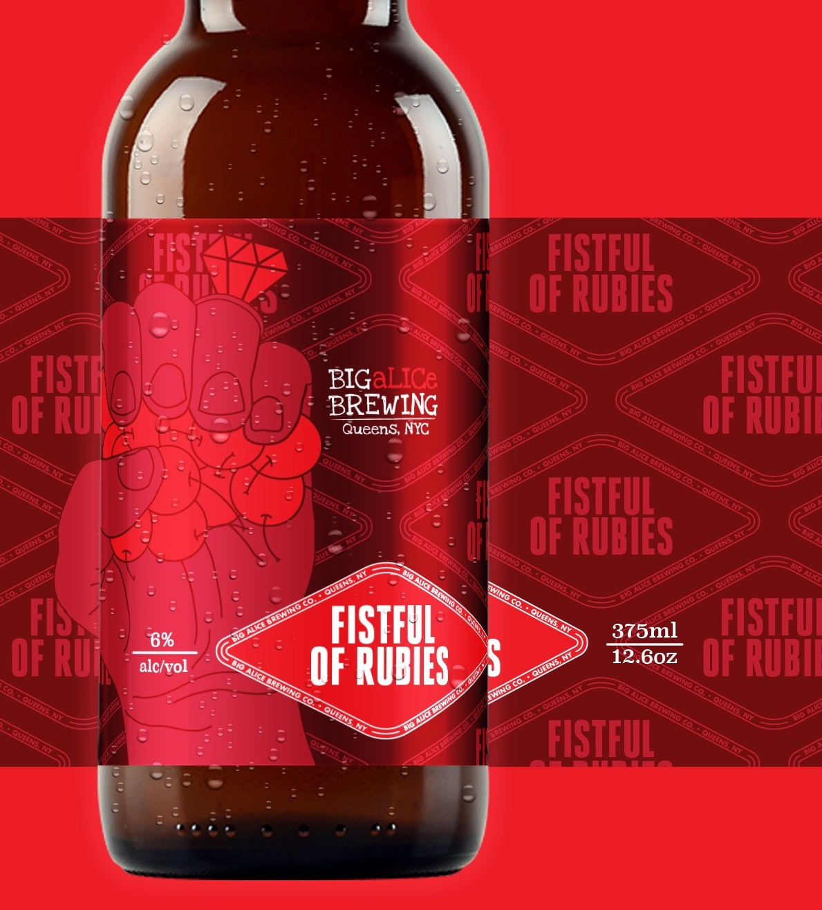 Label Design by  Lockstep Studio