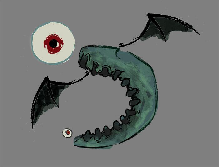 Monster Final Concept