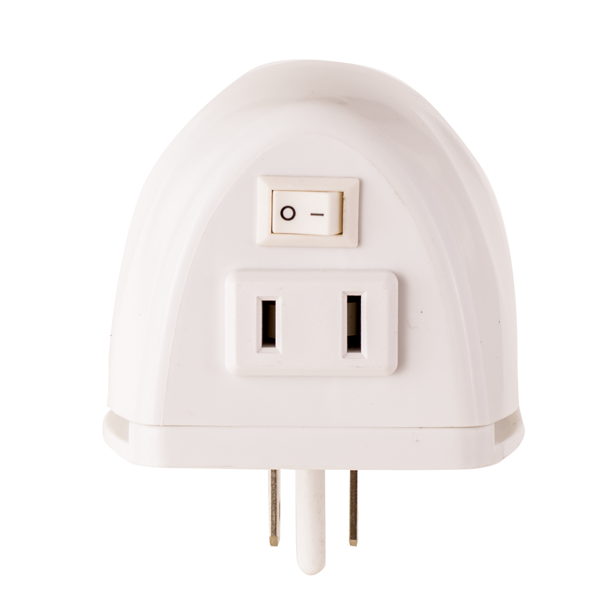 - Extra power outlet