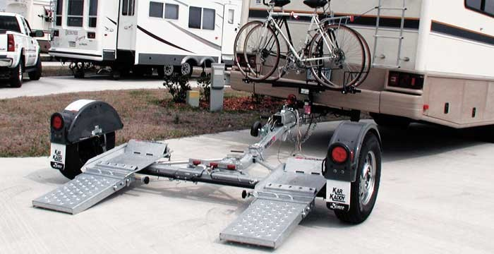 Tow-dolly -
