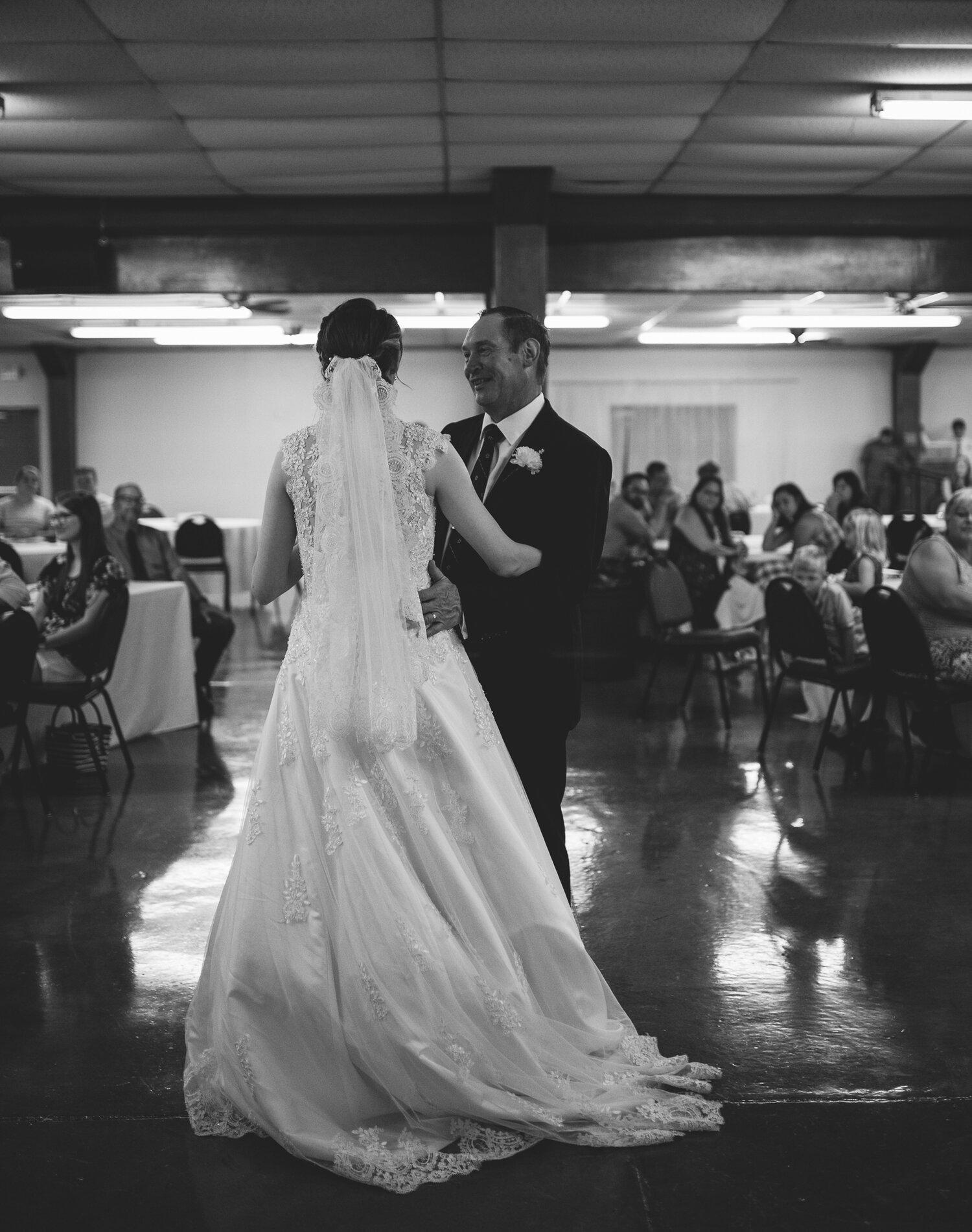 Daddy Daughter first dance