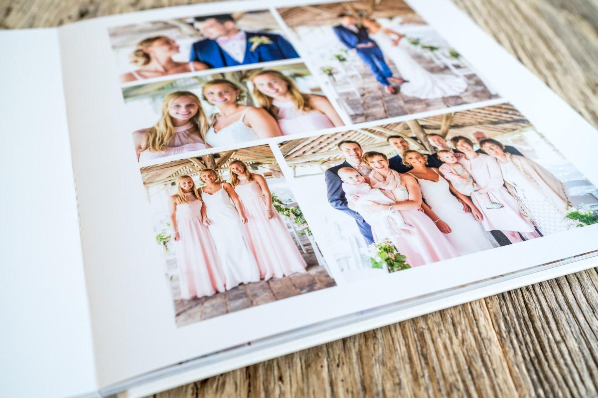 Fuji papier   Hoogwaardige druk op fotopapier met levendige kleuren en waarbij de fijne details bewaard blijven.