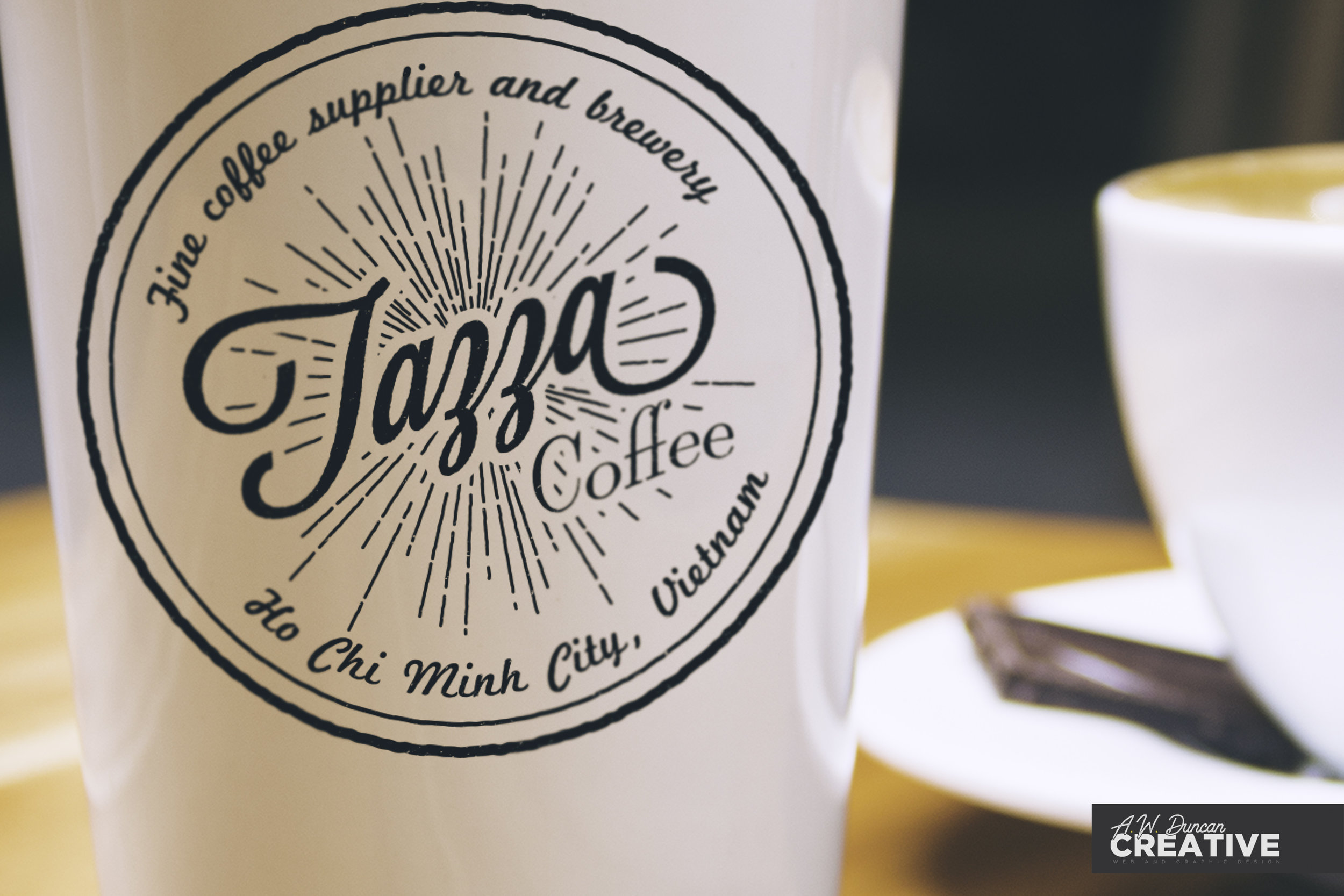 Tazza Coffee Shop 2