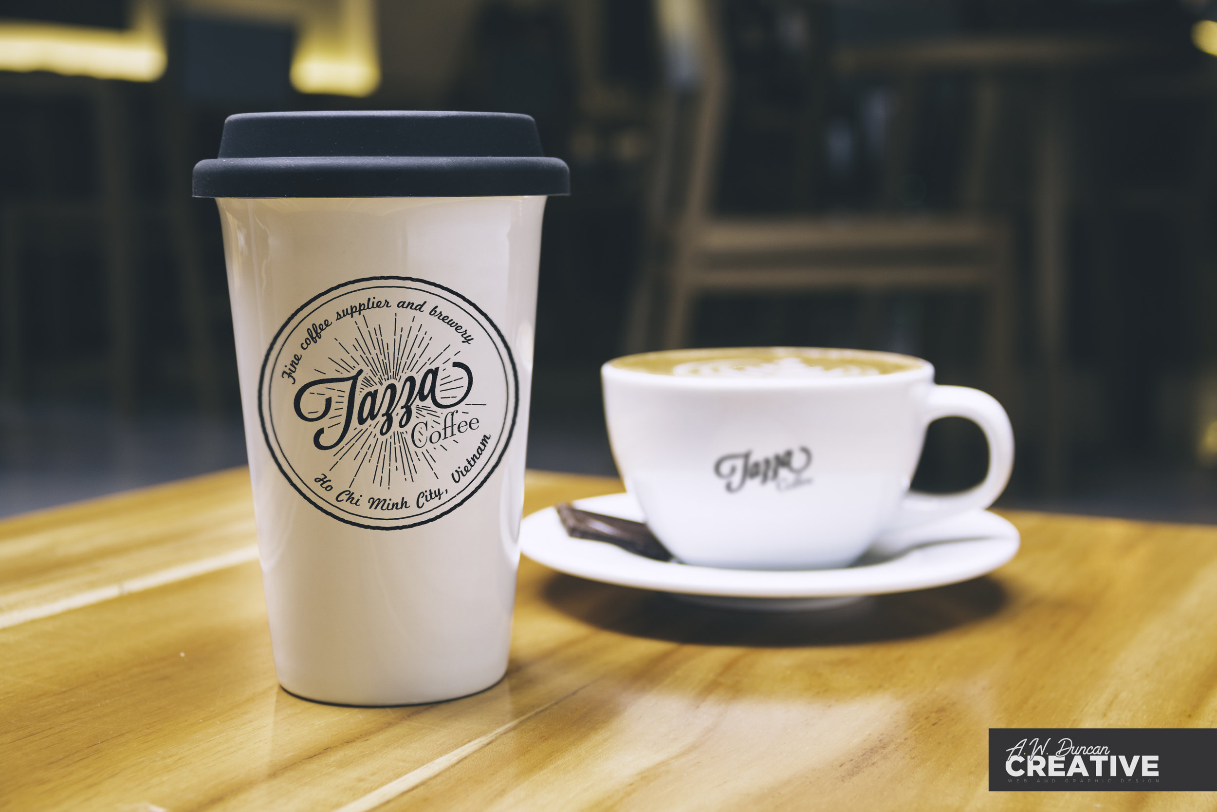 Tazza Coffee Shop 1