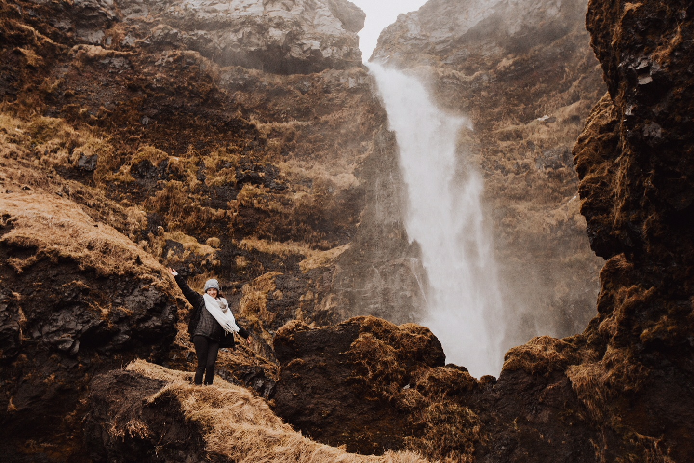 Iceland, January 2018