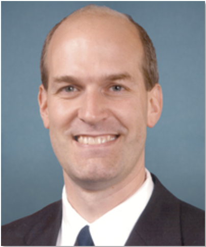 Rick Larson (D) -  2nd Congressional District