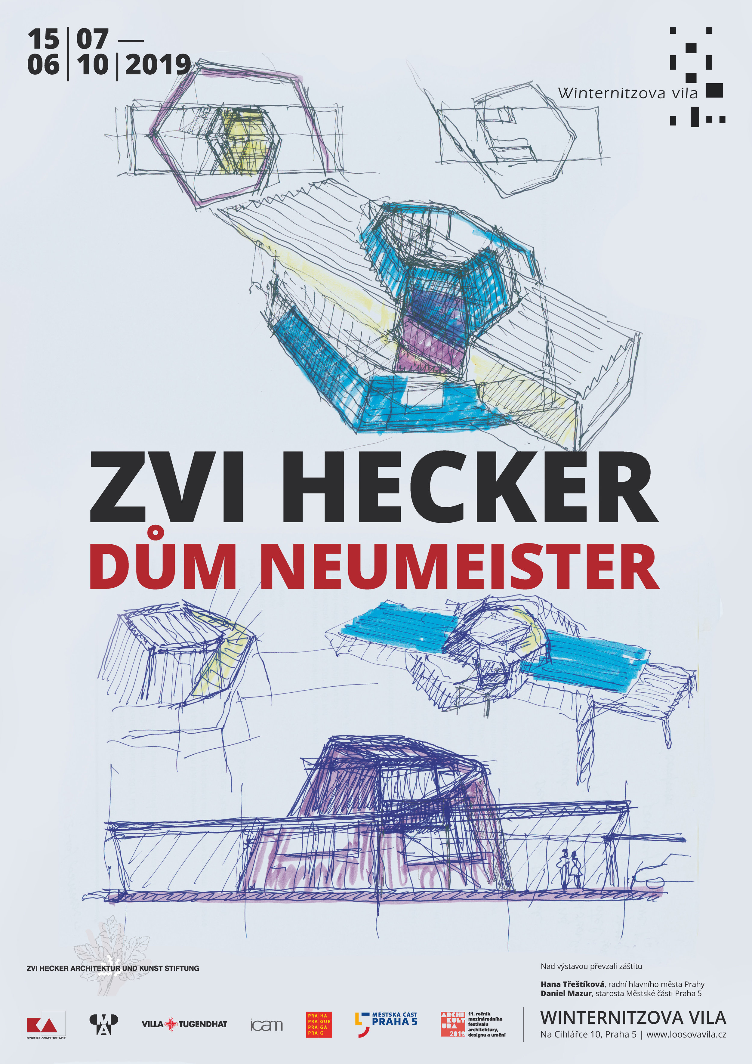 Zvi Hecker exhibition-Villa Winternitz Prague-Kabinet architektury_poster_A2_web.jpg