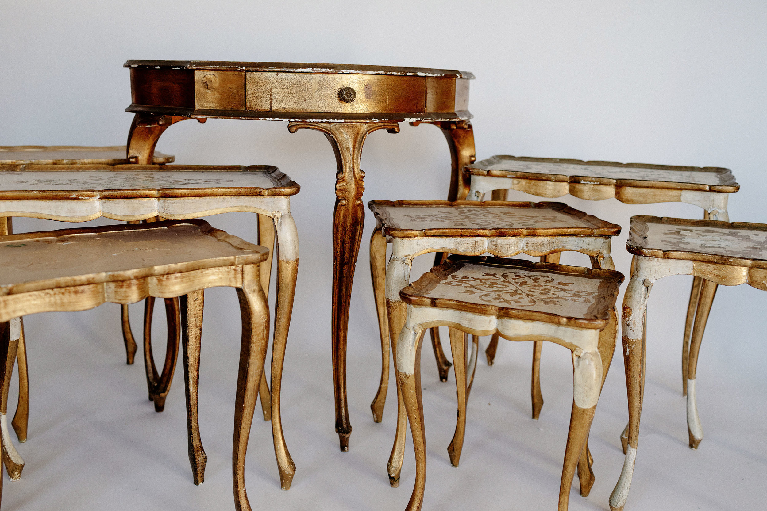 Angelica Nesting Tables