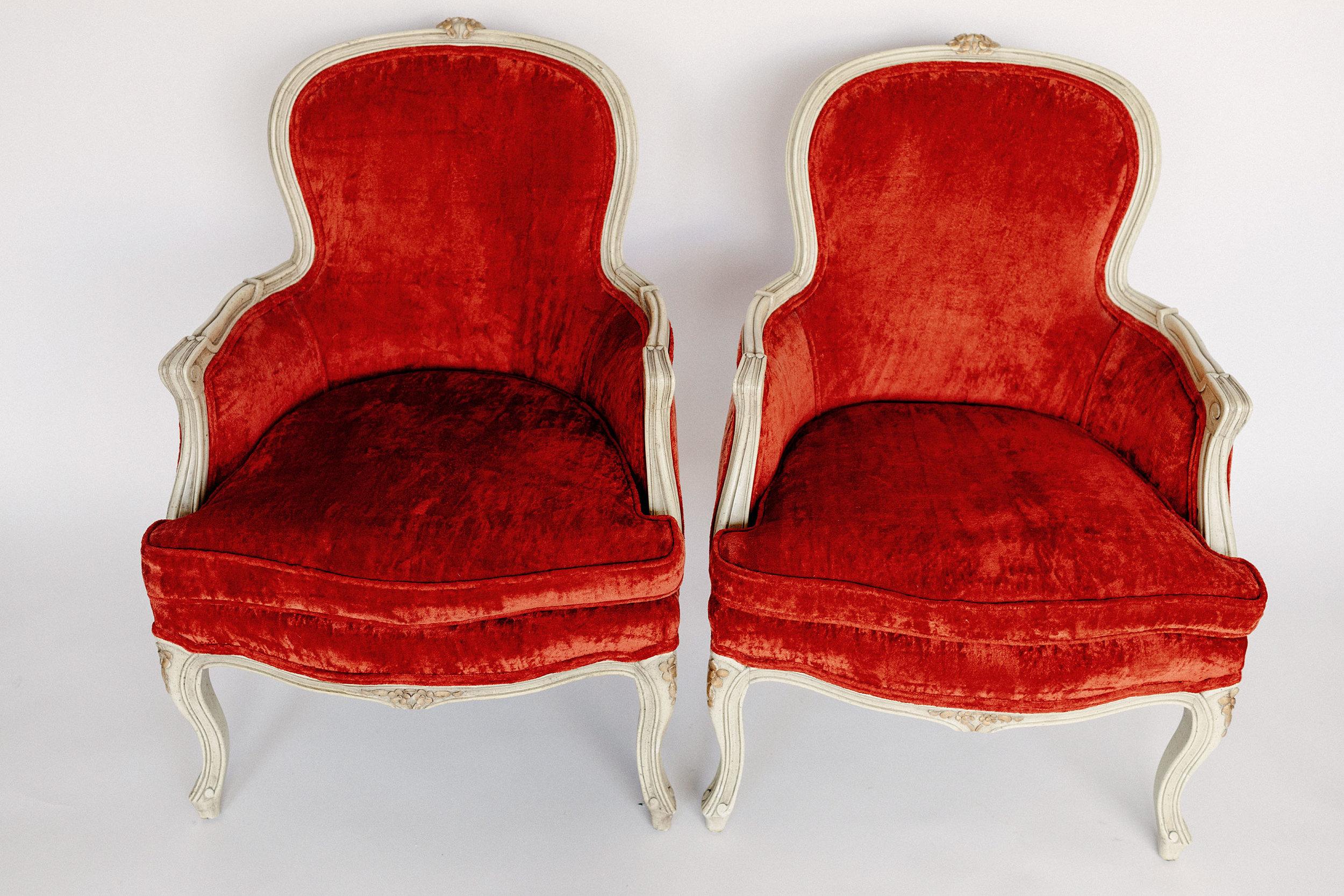 Ruby Louie Chair