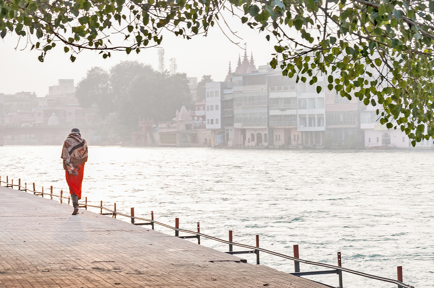 4.  A walk by the Ganges.jpg