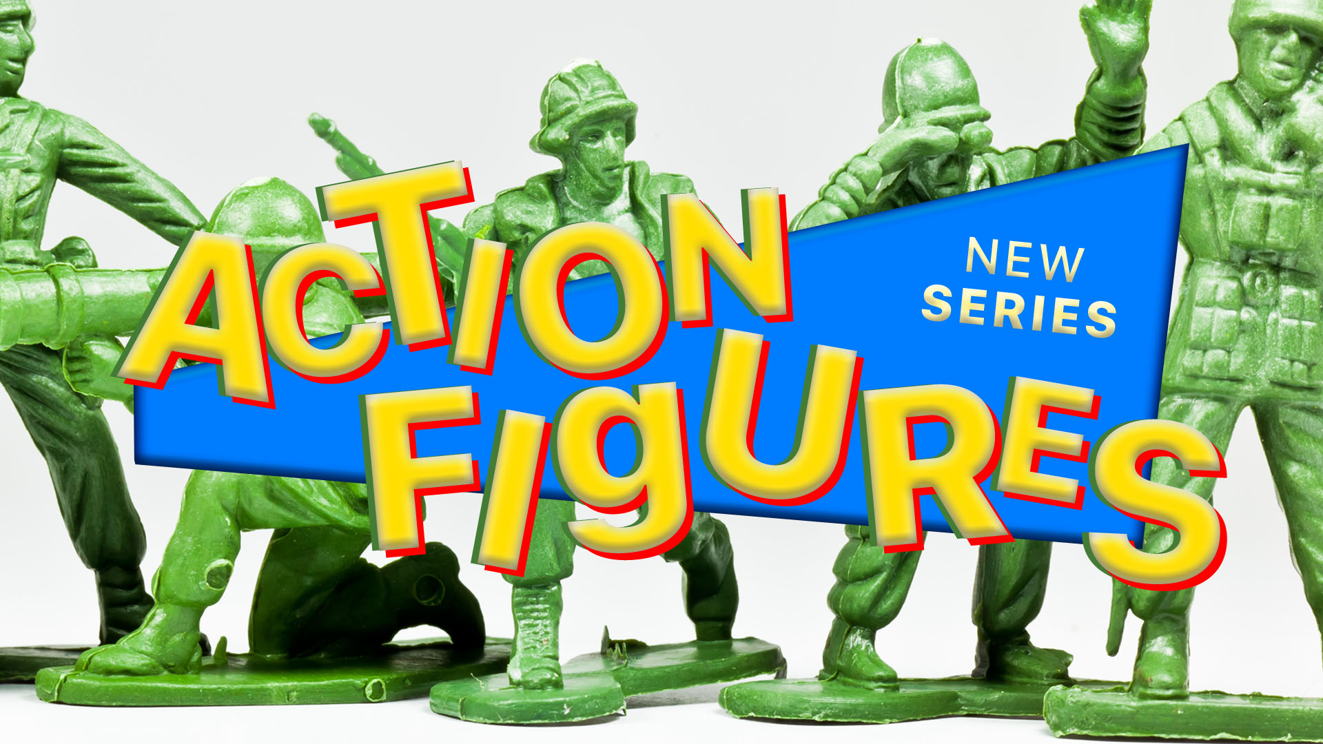 Pearlside - Action Figures