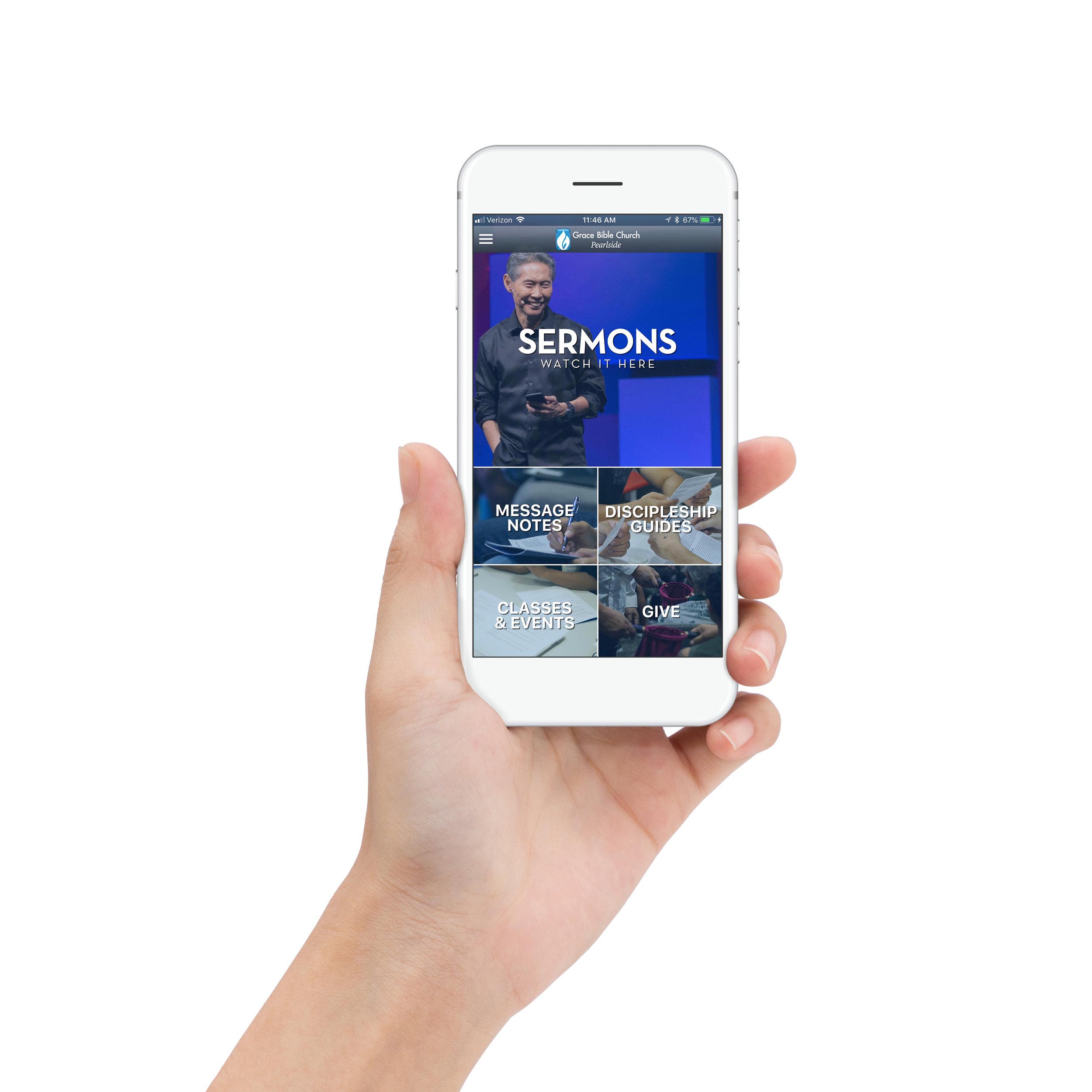 Pearlside App