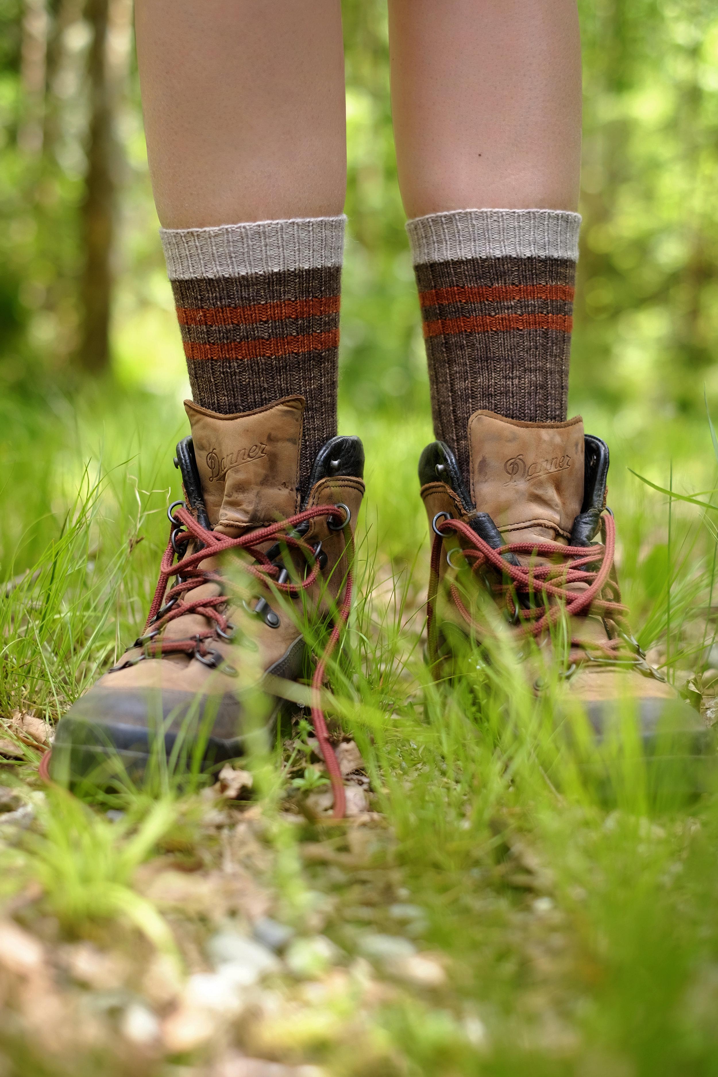 Okanogan Trail Socks