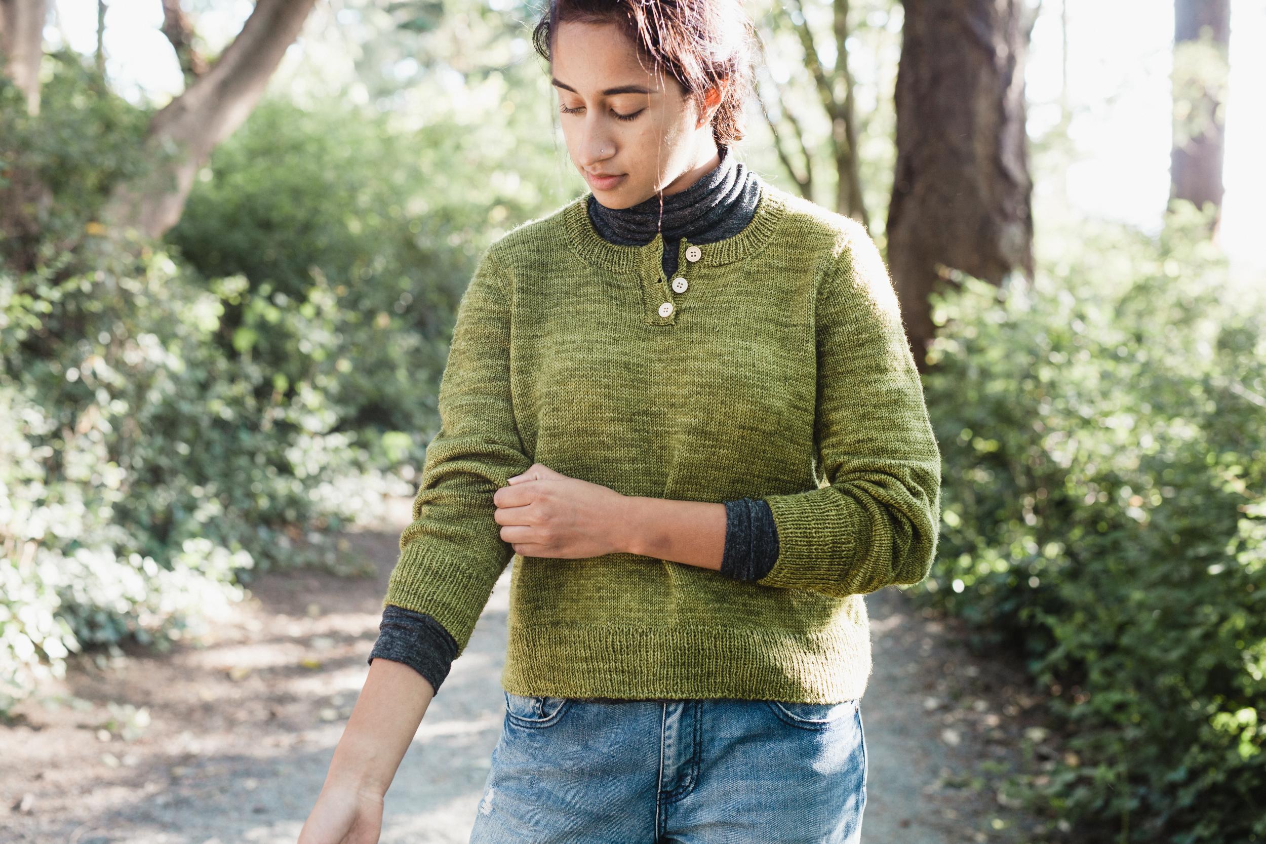 Ciomara Pullover Pattern