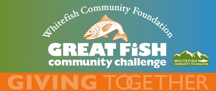 Donate Through Great Fish Community Challenge - July 25 to September 13 2019