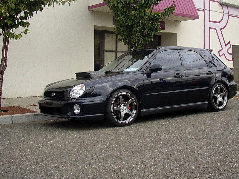 Matt's 2002 WRX Wagon