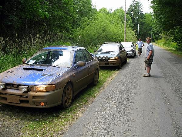 Lewis' 1998 Impreza RS Coupe