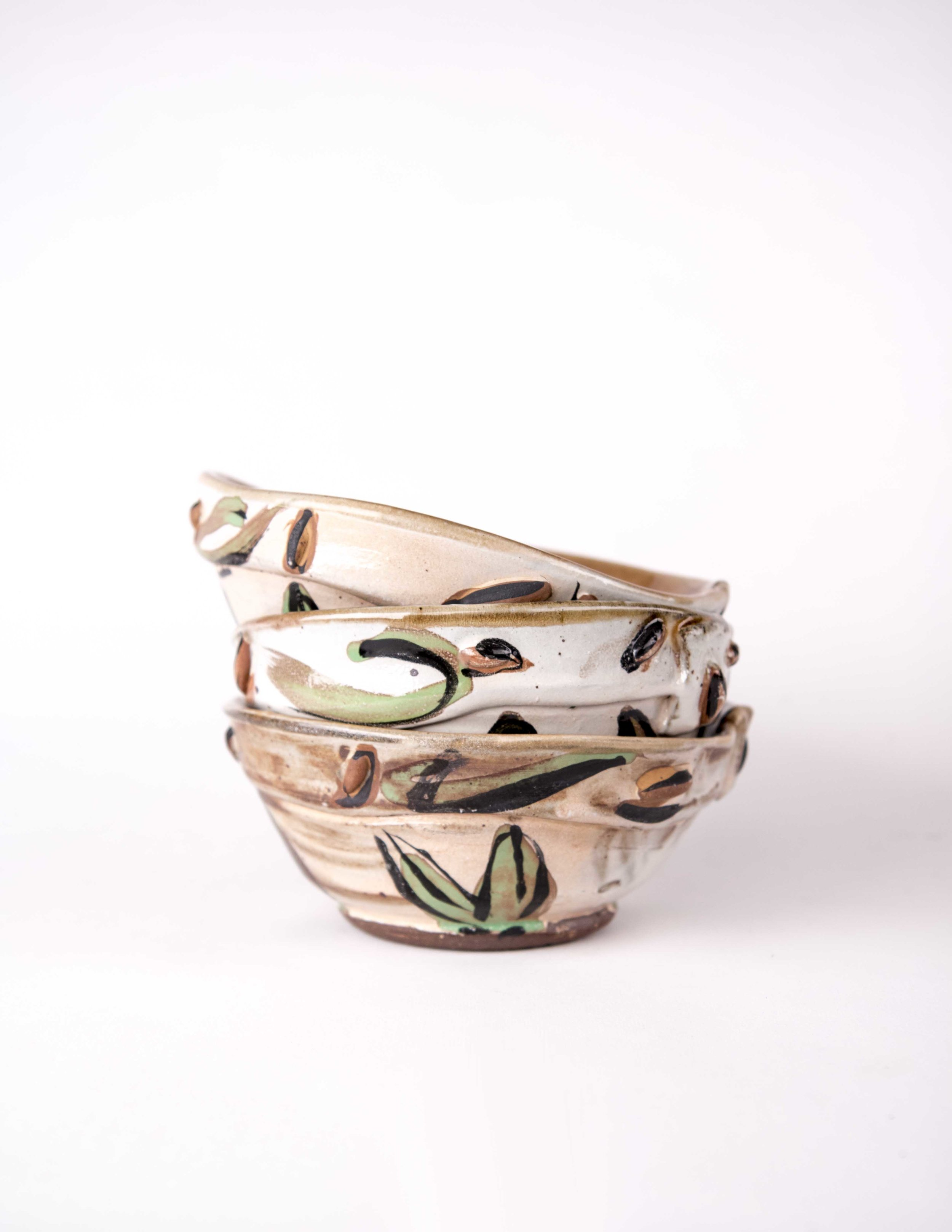 Leaf Bowl Set