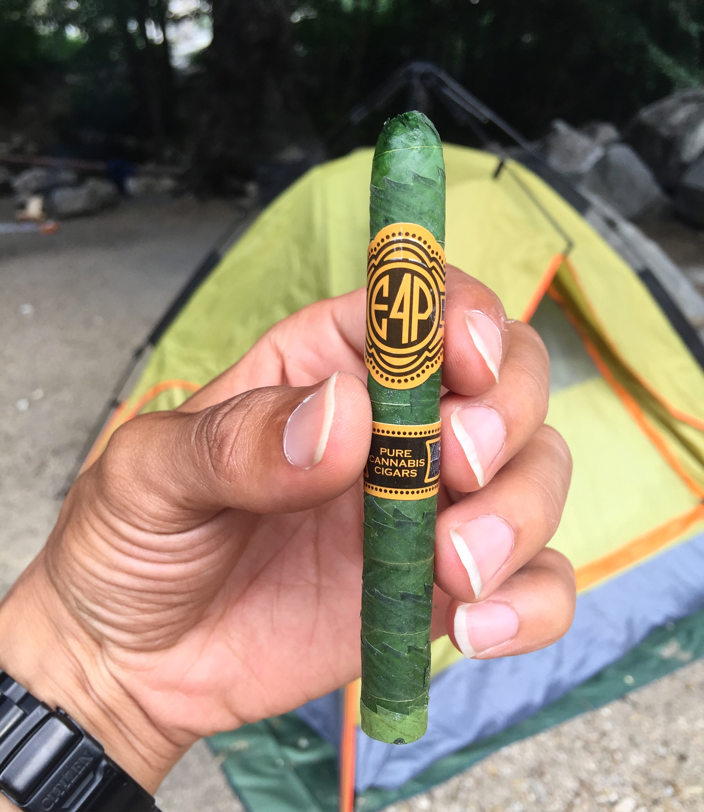 E4P Pure Cannabis Cigars