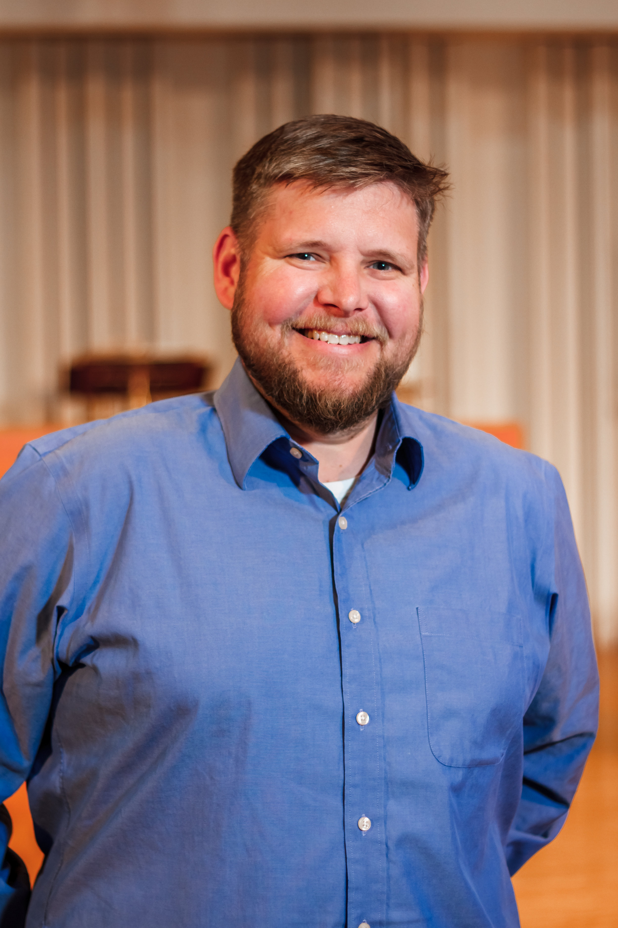 Brian Larson - Pastor