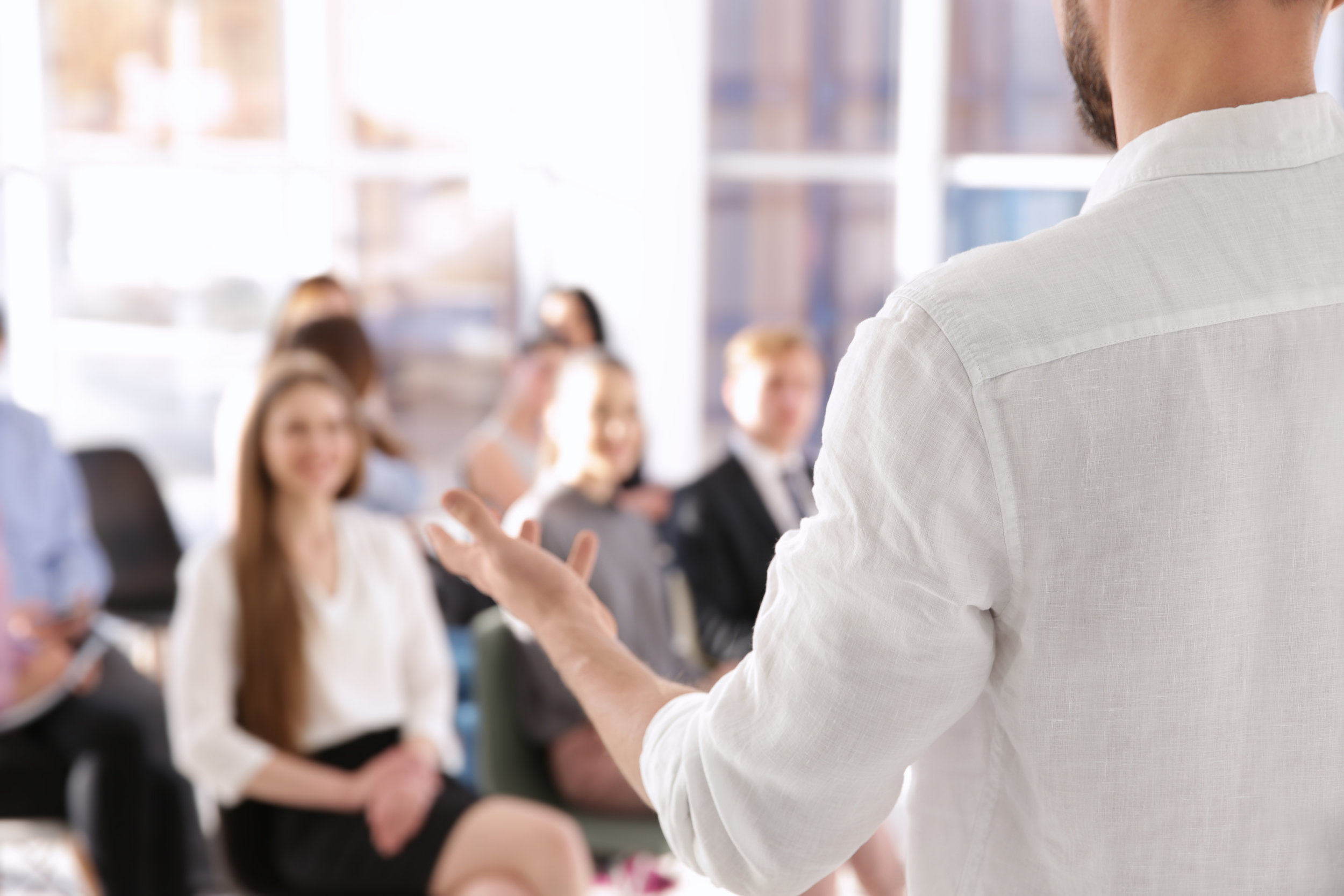 Communication Bootcamps - Everyone can learn to be a great communicator.