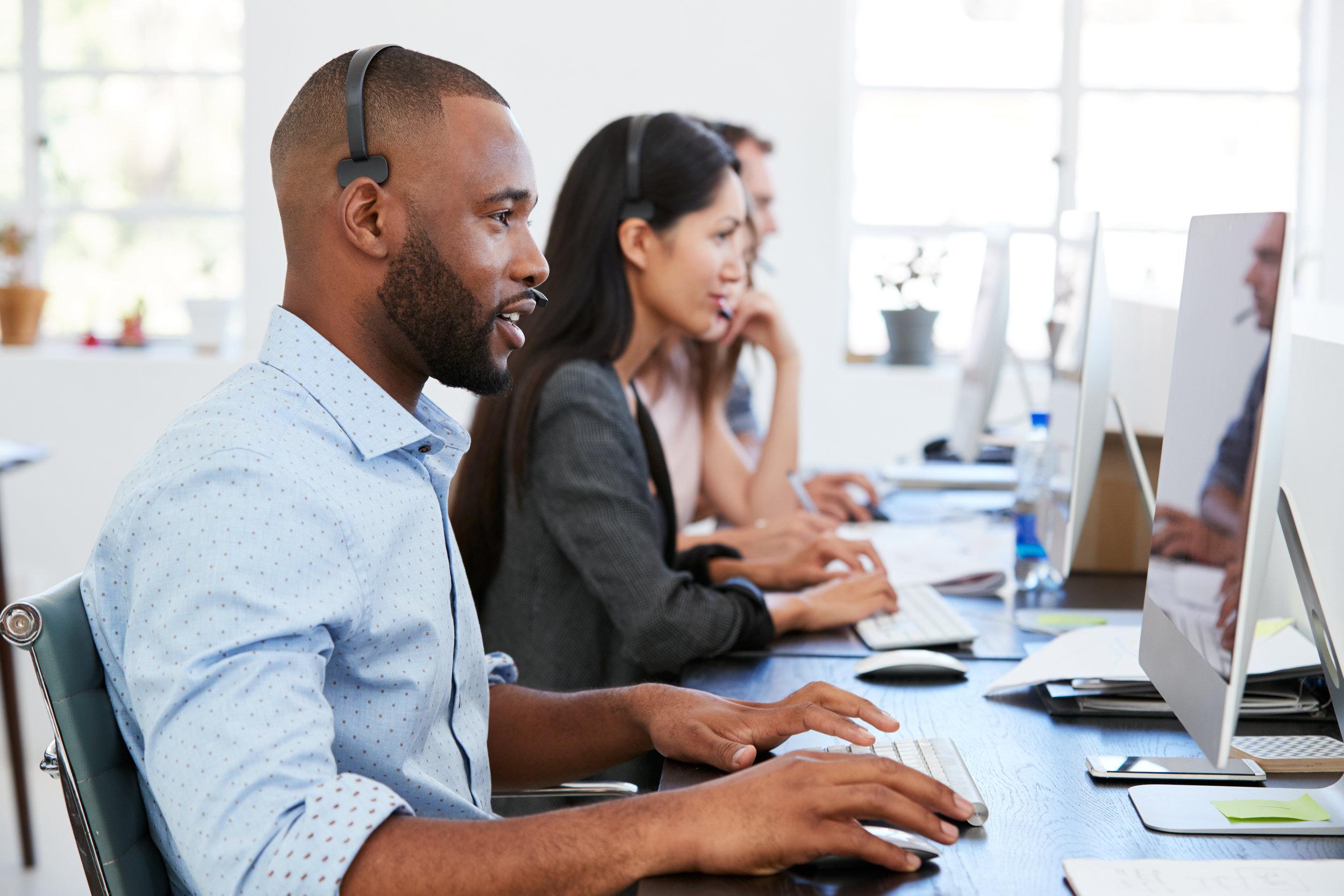 - Informal sales communications
