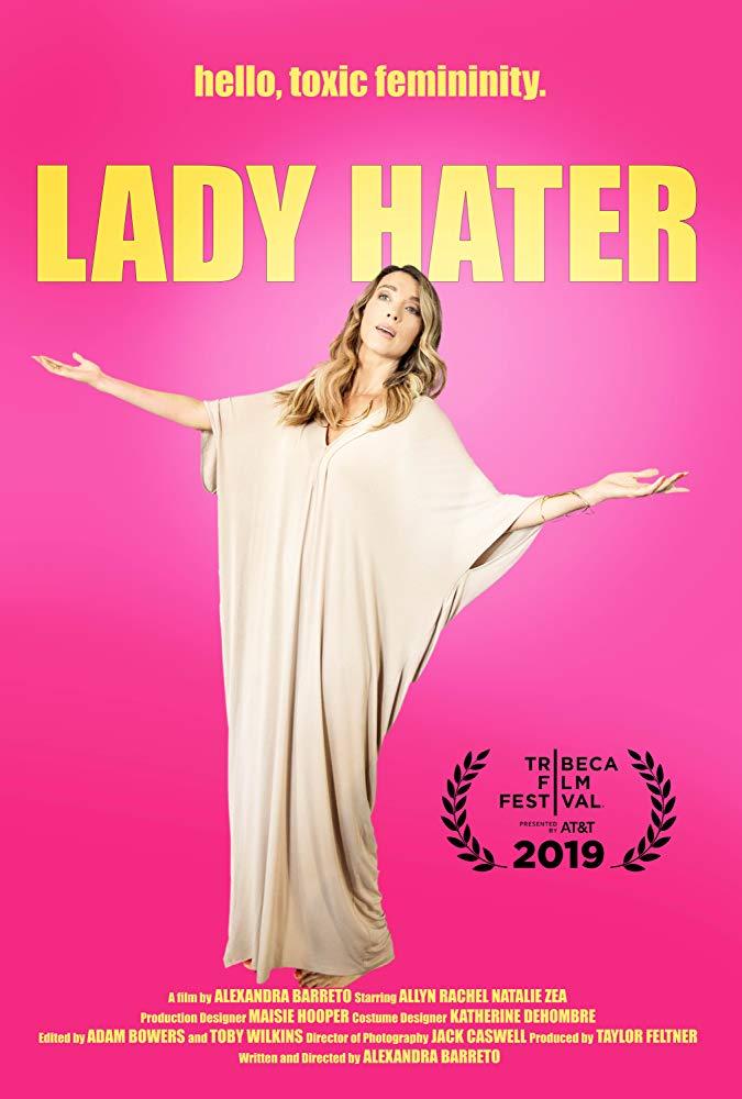 Natalie Zea stars in 'Lady Hater'