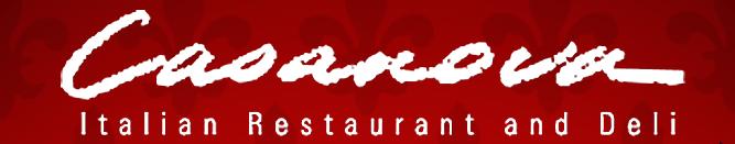 CASANOVA ITALIAN RESTAURANT AND DELI