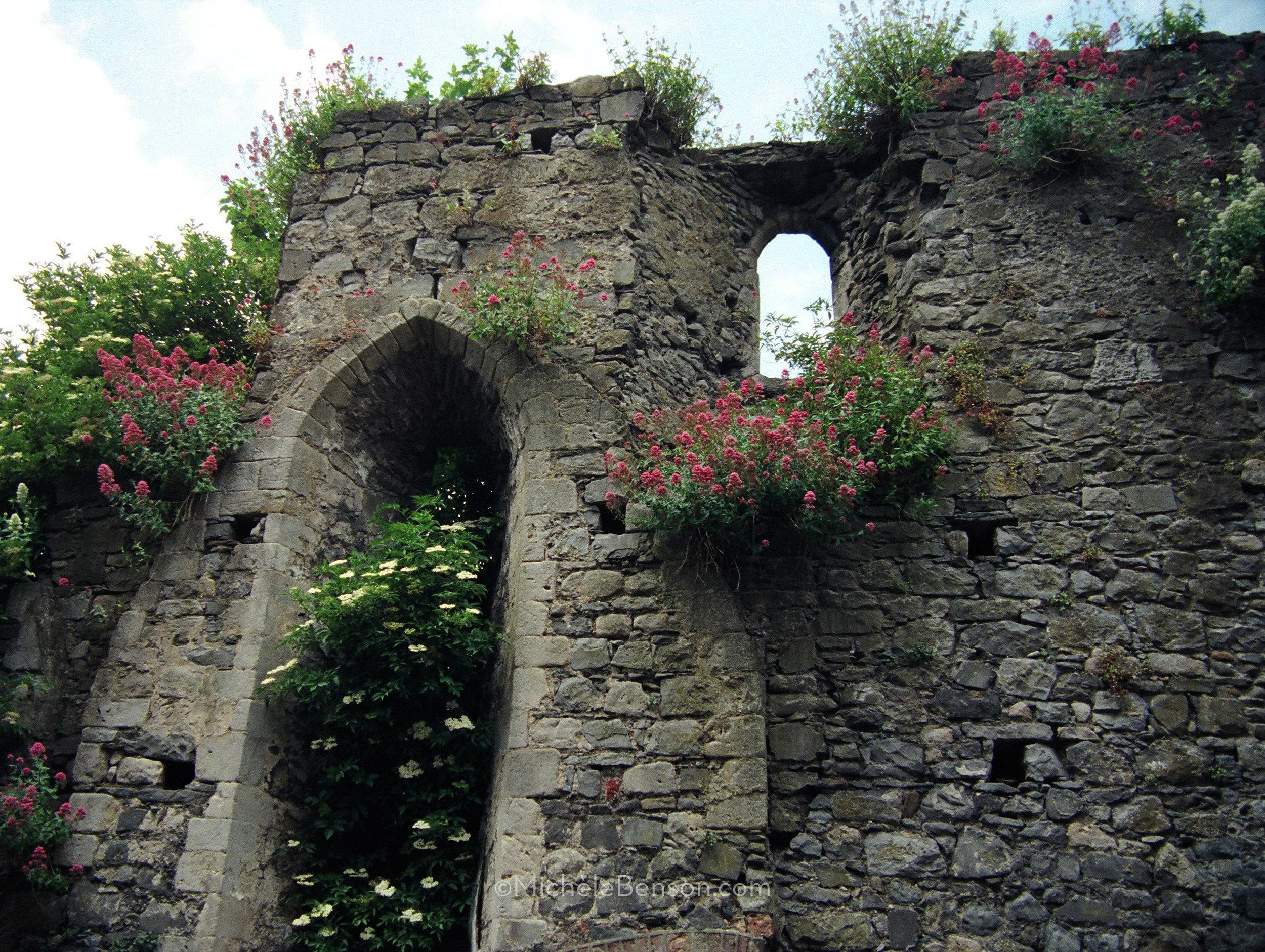 Irish Celtic Castle