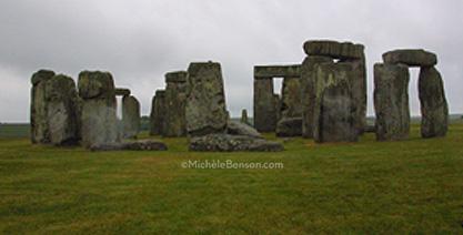 Stonehenge Facing Heel Stone
