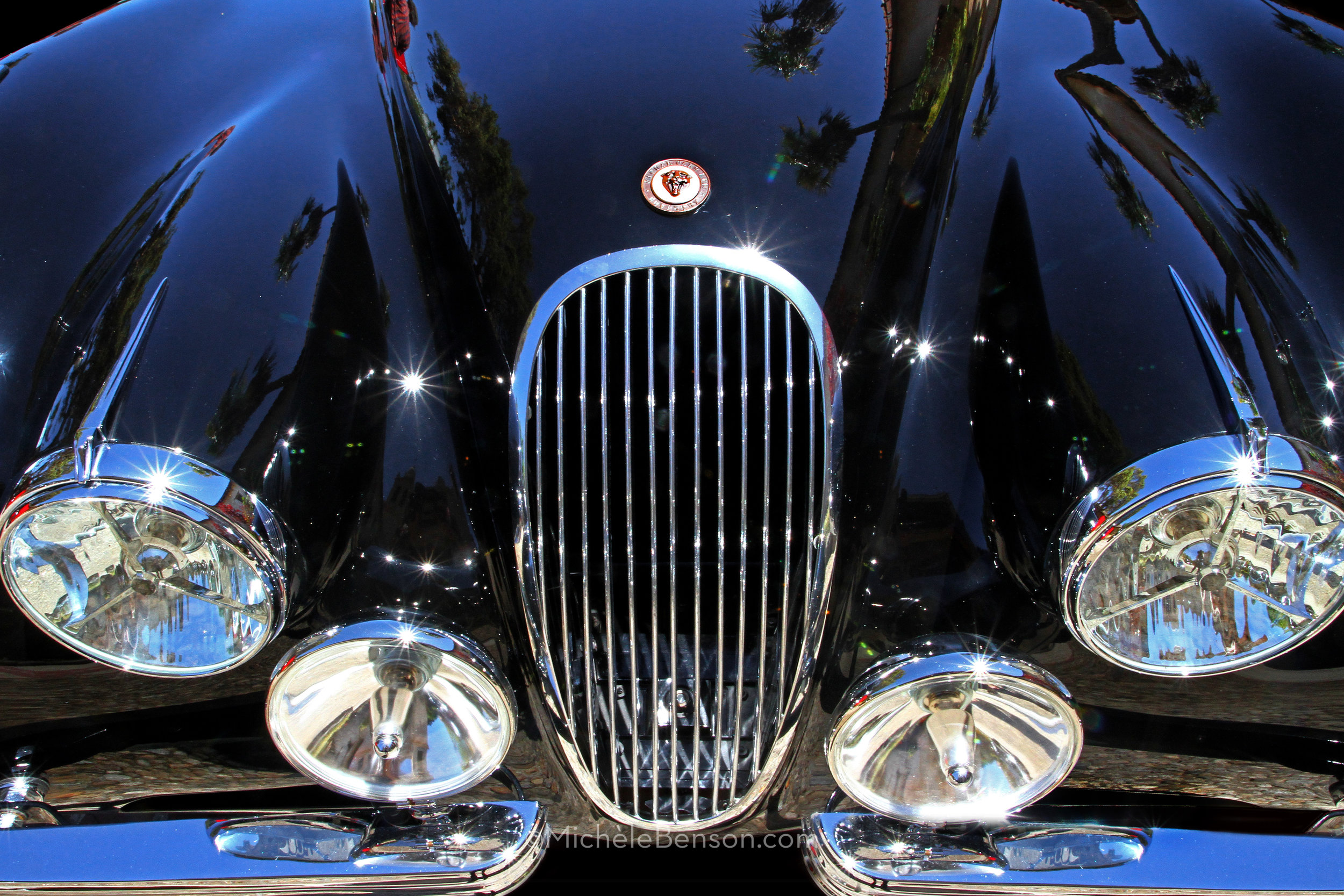 1952 Jaguar XK 120 Roadster Carmel, California 2015